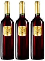 3 Flaschen Gran Reserva Vina Imas DOC Goldedition